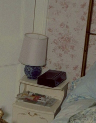 Lamp at WHF 1985